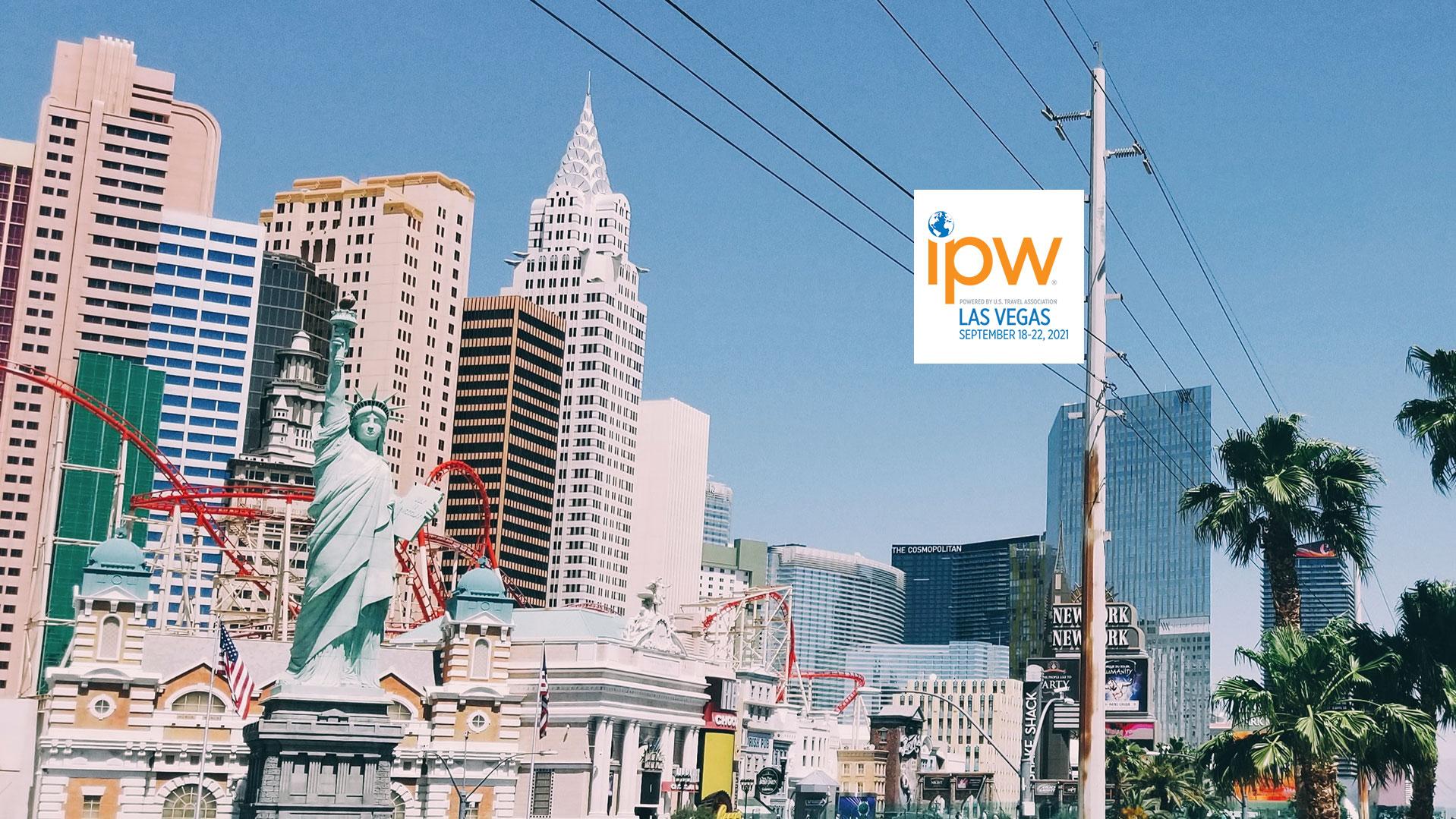 L'IPW 2021 se tiendra à Las Vegas en septembre
